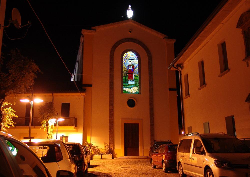 San Lorenzo Martire Noturna