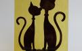 Coppia gatti