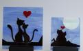 Coppie di gatti