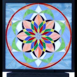 Quadro  Mandala del Centro