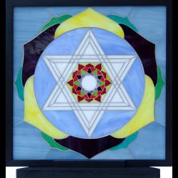 Quadro  Mandala del Nord