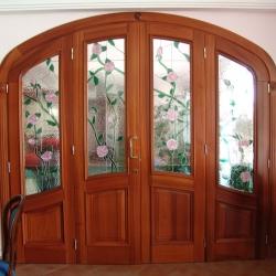 Una delle porte
