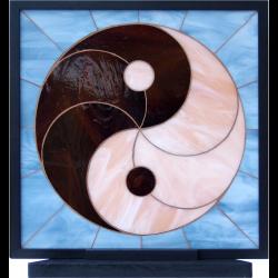 Quadro  Yin e Yang